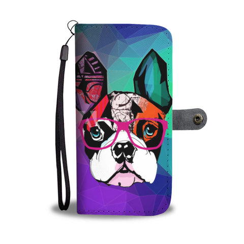 French Bulldog Wallet Phone Case