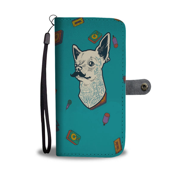 Dog Wallet Phone Case