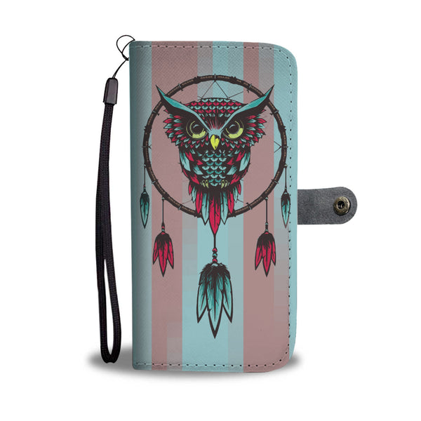 Owl Wallet Phone Case