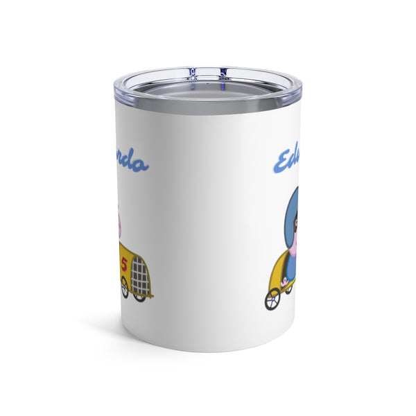 Personalized Stainless Steel Tumbler 10oz