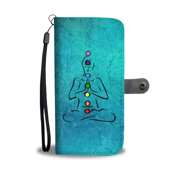 Love Yourself for You Yoga Wallet Phone Case