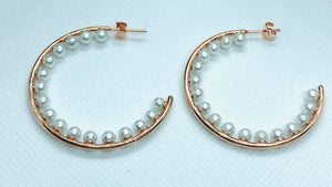 Inner Pearl Earrings