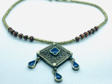 Load image into Gallery viewer, Vintage Traditional Alpaka Necklace