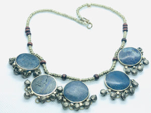 Vintage Traditional Alpaka Necklace