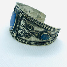 Load image into Gallery viewer, Vintage Traditional Alpaka Cuff Bracelet