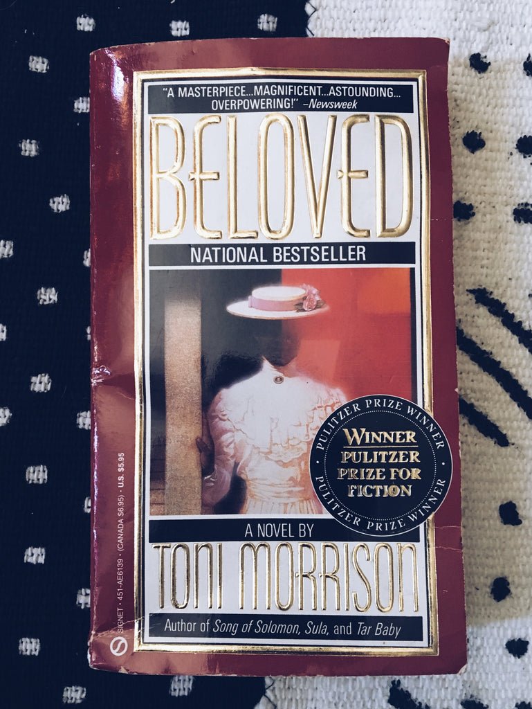 "Vintage Paperback ""Beloved"" by Toni Morrison (1991)"
