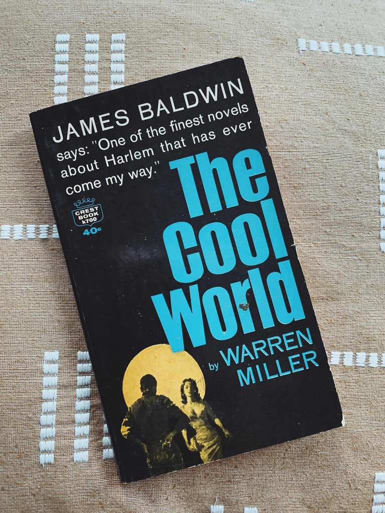 "Vintage ""The Cool World"" by Warren Miller (2nd Printing, 1964)"