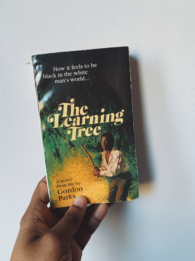 "Vintage Paperback ""The Learning Tree"" by Gordon Parks (1989)"