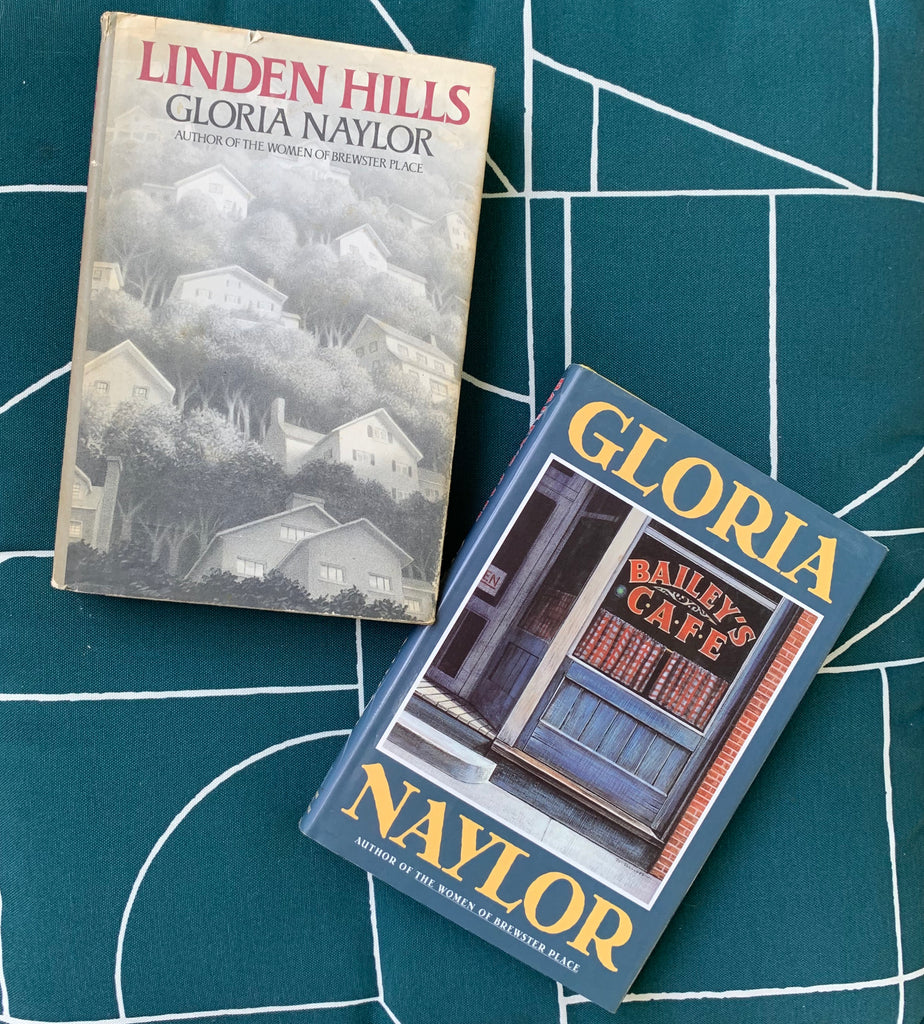 Vintage Hardcover Gloria Naylor Works (Please Select)