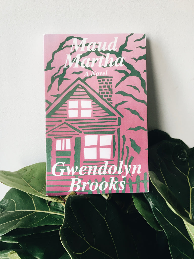 "Vintage Softcover ""Maud Martha"" by Gwendolyn Brooks"