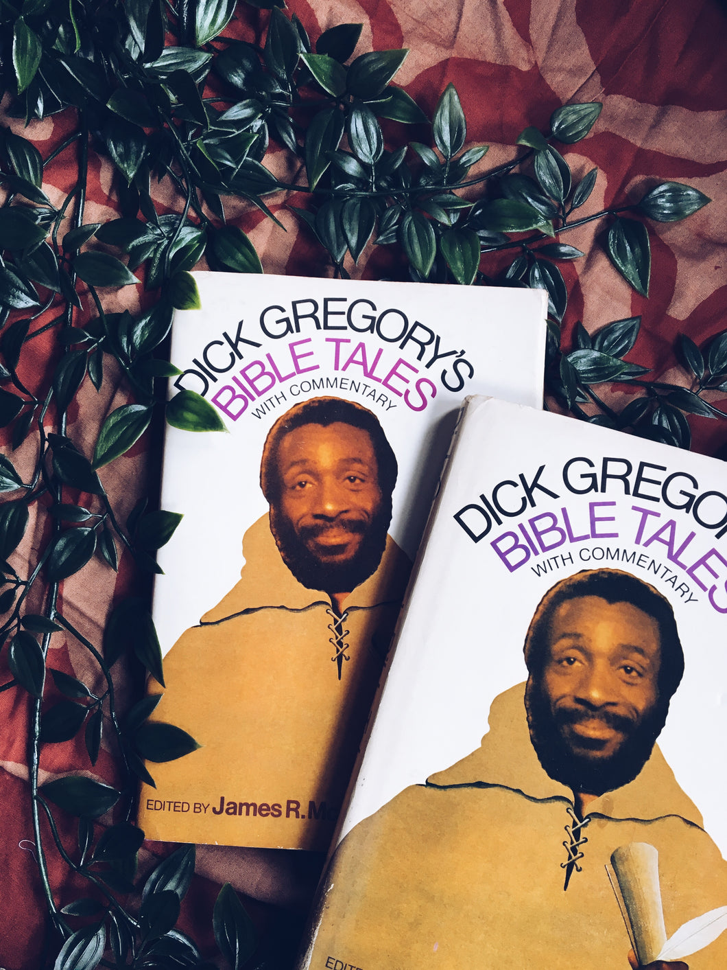 Dick Gregory's Bible Tales by Dick Gregory (First Edition, 1974)