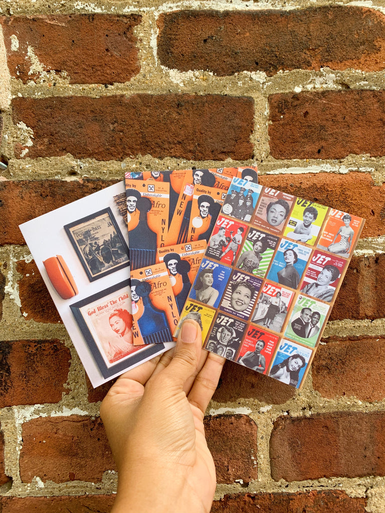 BLK MKT Vintage Greeting Cards // Limited Edition (Set of 3)