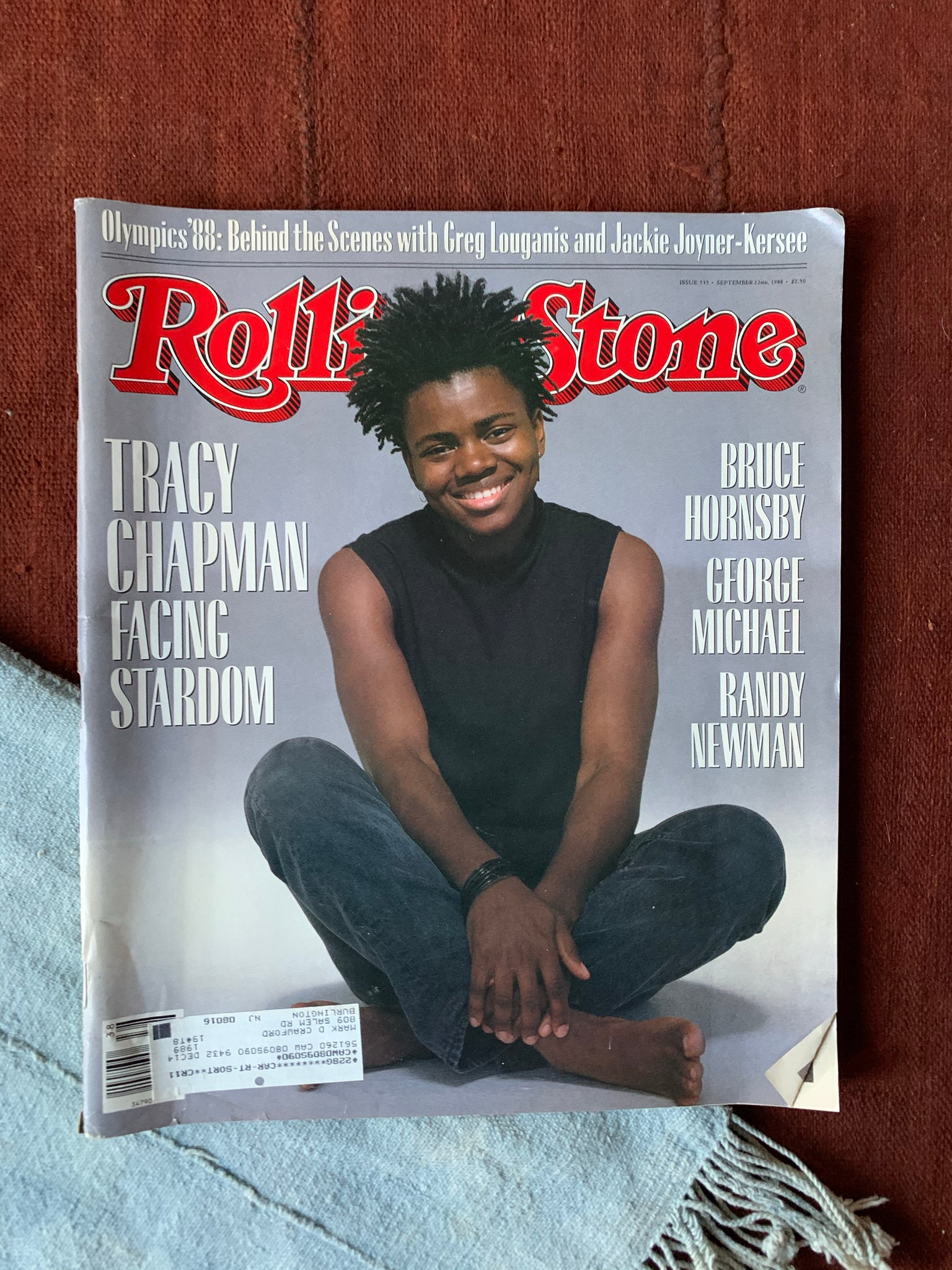Vintage Rolling Stone Magazine // Assortment (Please Select)