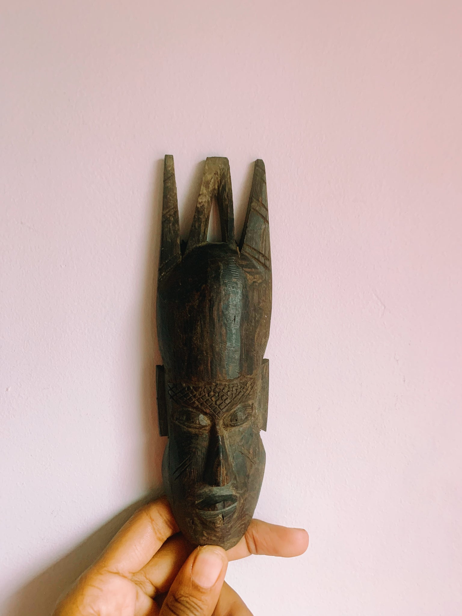 Vintage West African Statues & Masks (Please select)