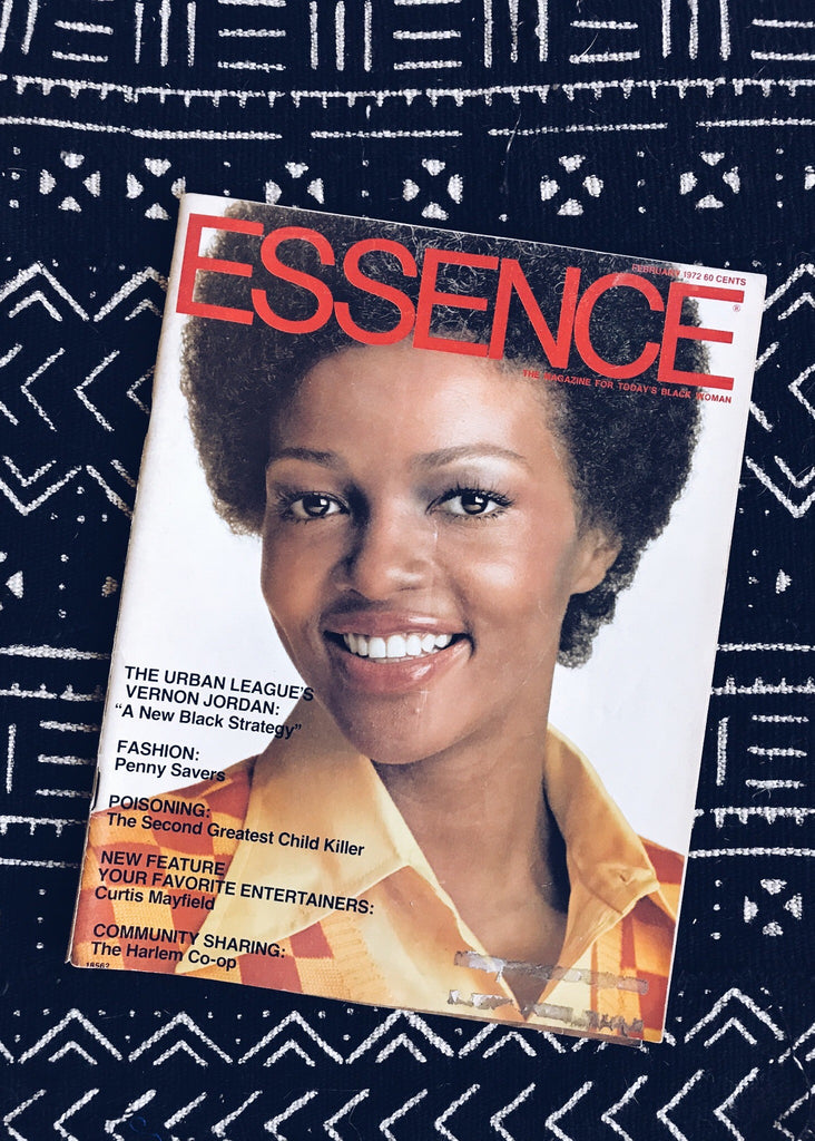 Vintage 1970's Essence Magazine Issues (Select)