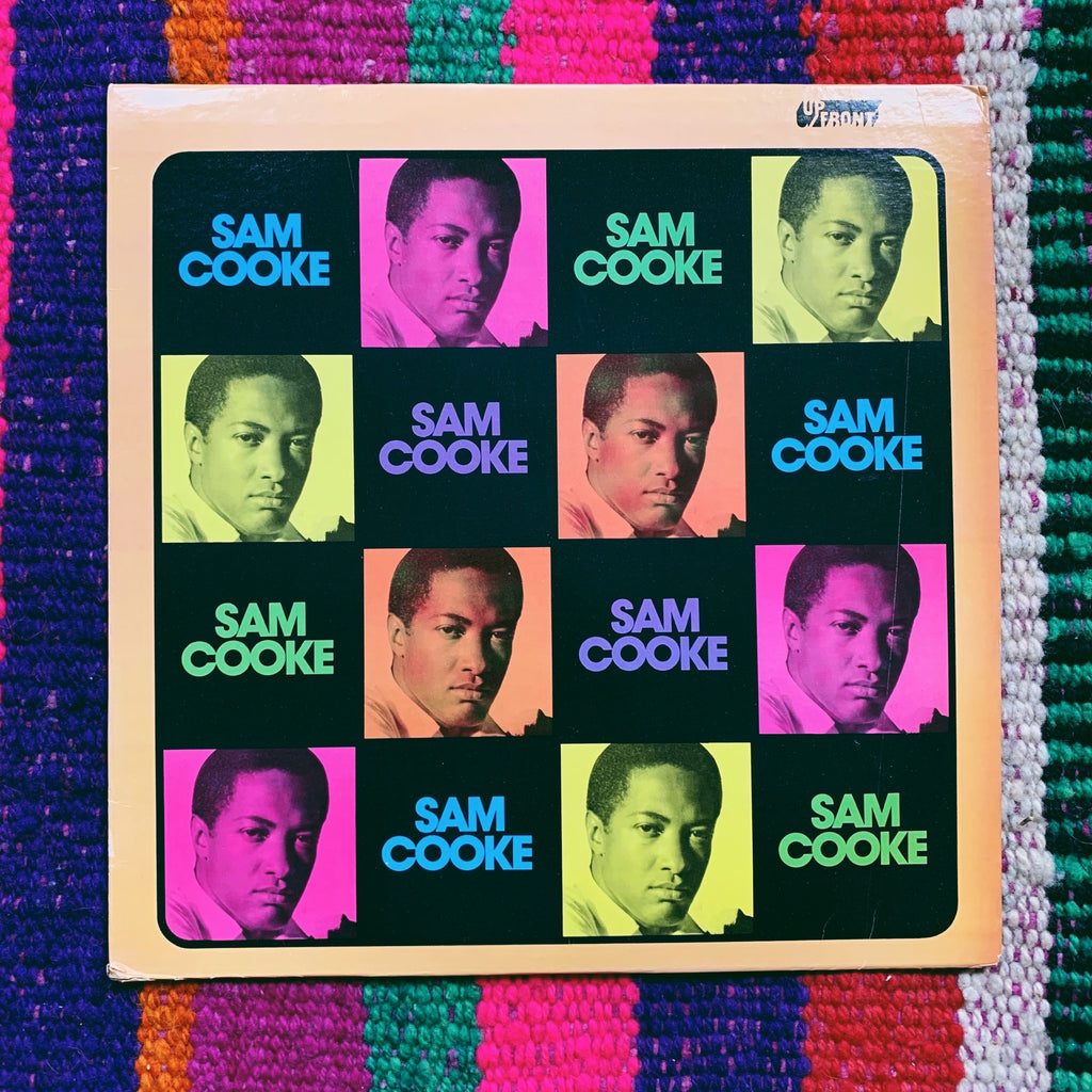 Vinyl LP //  Sam Cooke Records (Please Select)