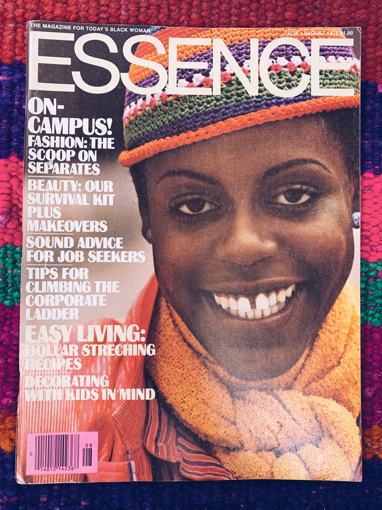 Vintage 1970's Essence Magazines (Please Select)