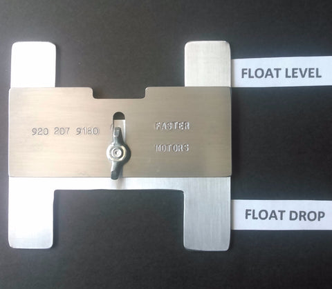 Float Gauge (for LO206 and Animal)