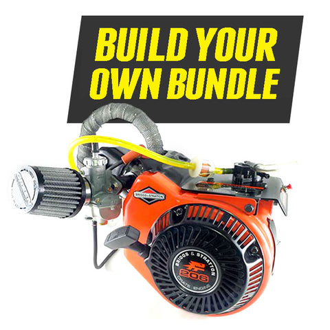 LO206 Sportsman/Cadet/Junior Engine Package BUNDLE