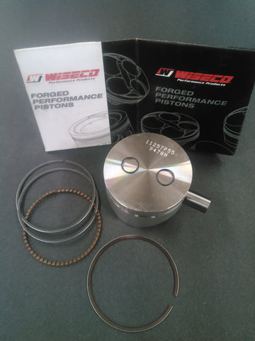 Wiseco Pistons and Rings