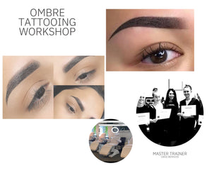 Brow Microblading Training Course