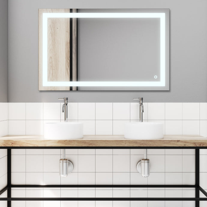 Alix Backlit Bathroom Mirror
