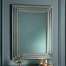 Load image into Gallery viewer, Capriz Bronze Wall Mirror