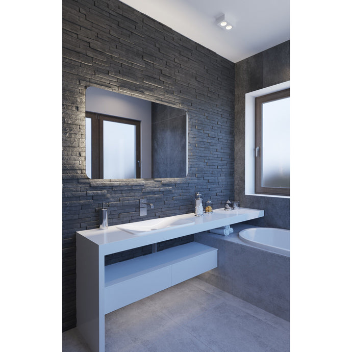Crisanto Backlit Bathroom Mirror