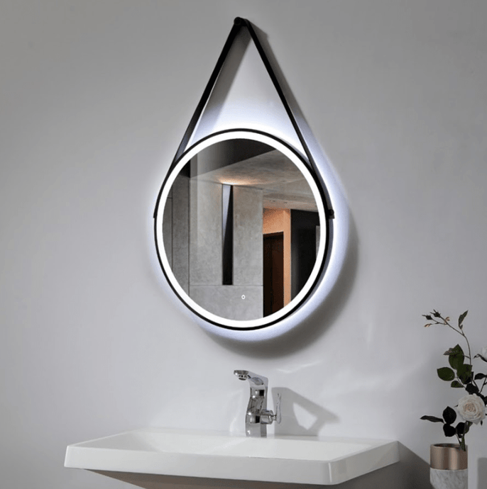 Gisela Backlit Bathroom Mirror