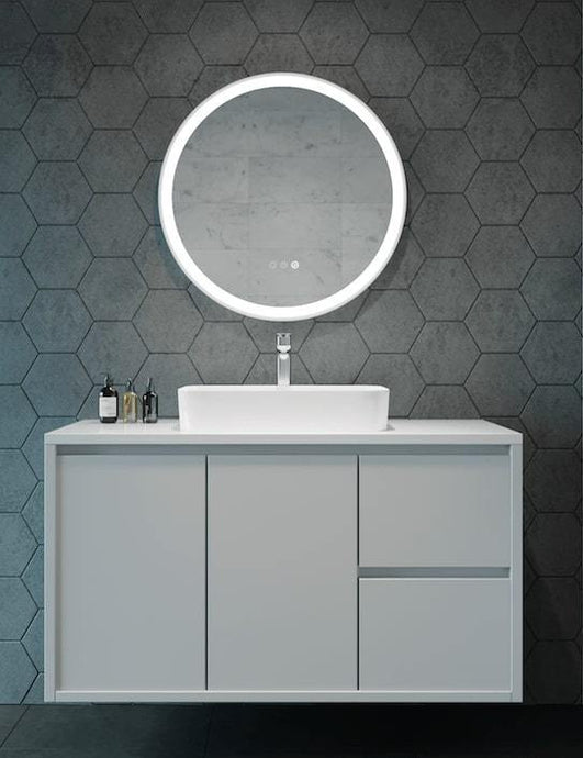 Remer Eclipse Frontlit Bathroom Mirror