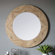 Load image into Gallery viewer, Tavrira Round Wall Mirror