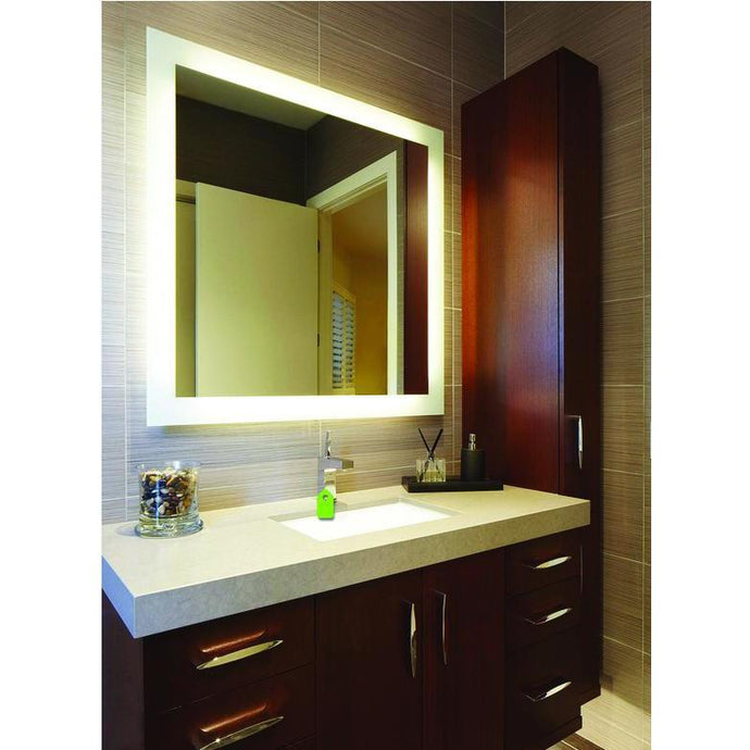 Valeria Backlit Bathroom Mirror