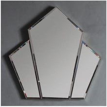 Load image into Gallery viewer, Vaux Silver Wall Mirror