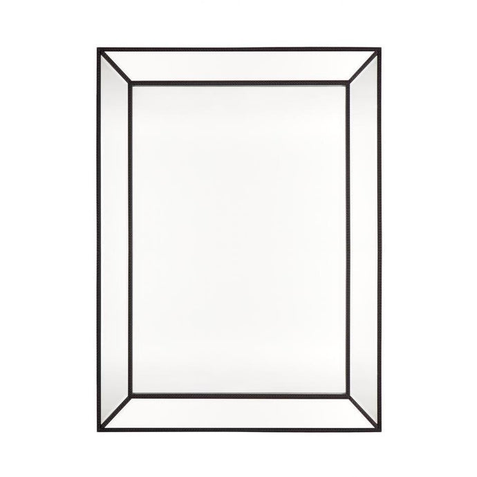 Zeta Wall Mirror - Black