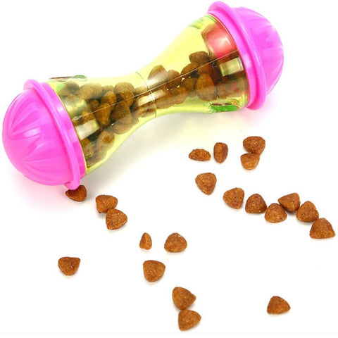 Dog Food and Treat Dispenser Toys- 7 Styles! Pet Training Clickers & Treat Dispensers BestPet