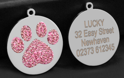 Personalised Engraved Pet ID Tag - BestPet