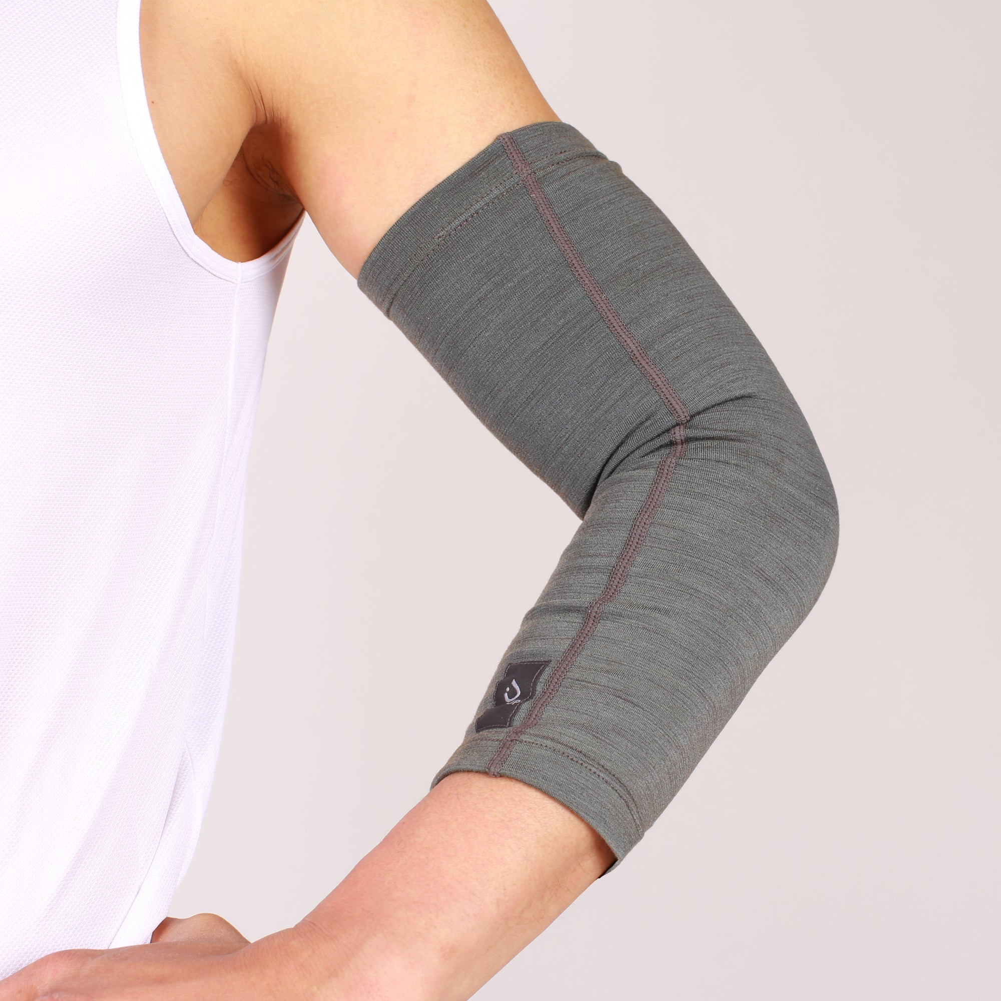 TEMPUP Elbow Protector Arm Band Compression Sleeves Support Arthritis Prevention & Self Recovery Wear for Unisex