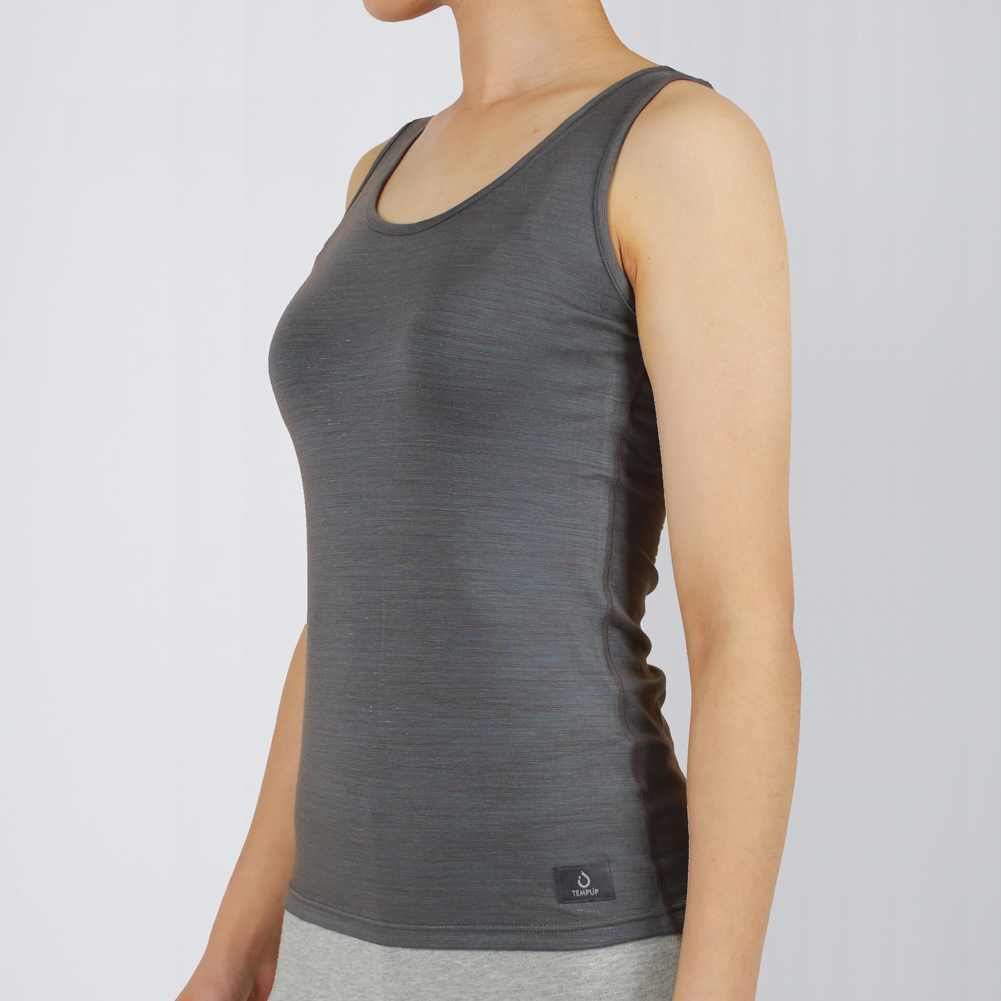 TEMPUP Sleeveless Top, Self Recovery Wear, Pain Relief, Helps Sound Sleep - for Women