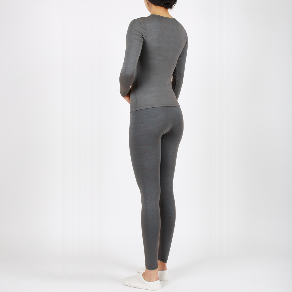 TEMPUP Long Johns Top & Bottom Undergarment, Self Recovery Wear, Thermal Underwear - for Women