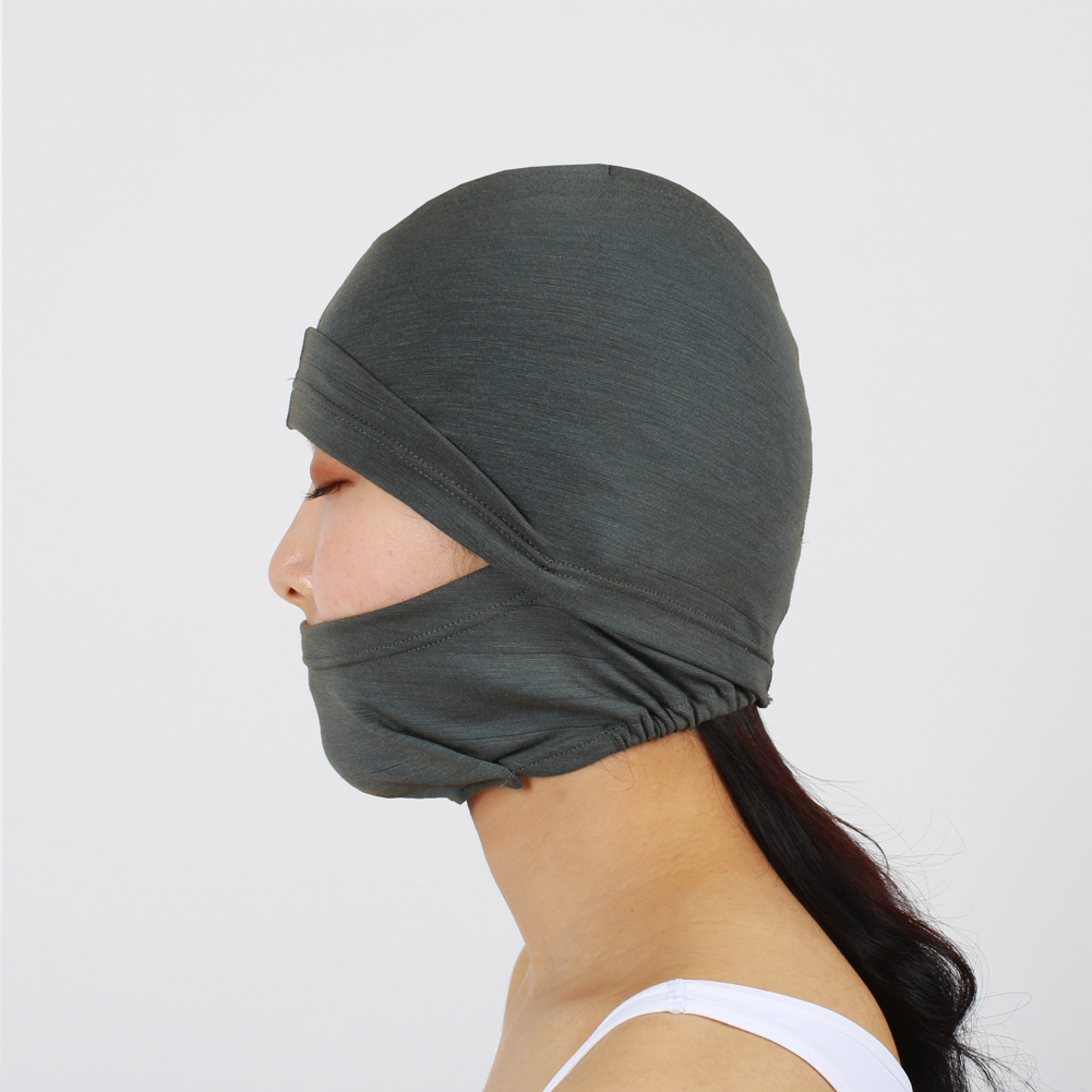 TEMPUP Head Mask, Self Recovery Wear, Headache Helper, Helps for Sleep - for Unisex