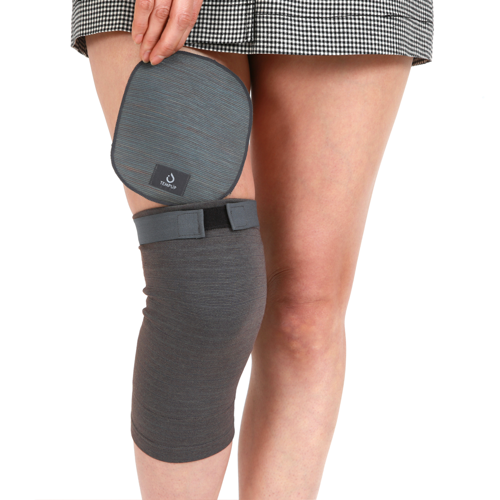 TEMPUP Knee Brace, Self Recovery Wear, Joint Pain Relief & Arthritis Prevention - for Unisex