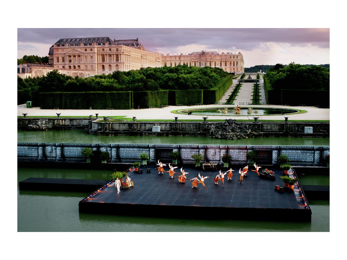 English National Ballet, Versailles
