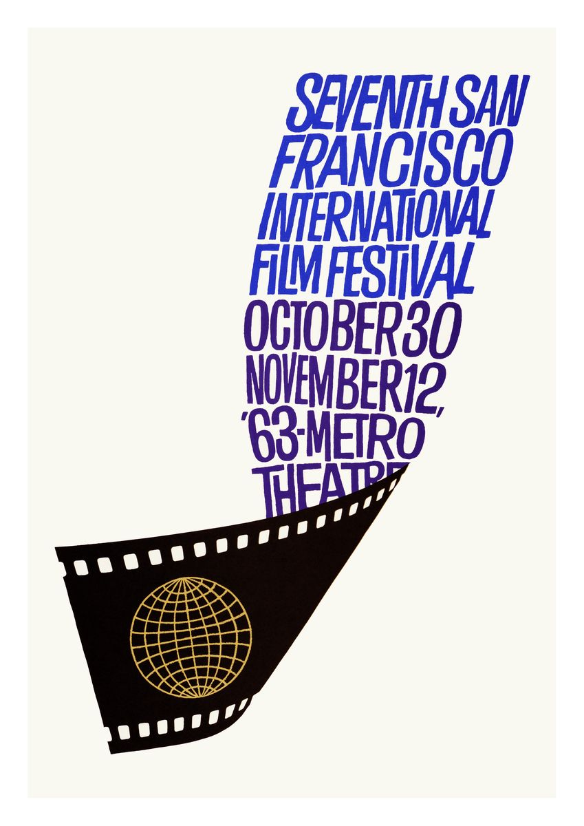 Seventh San Francisco International Film Festival '63
