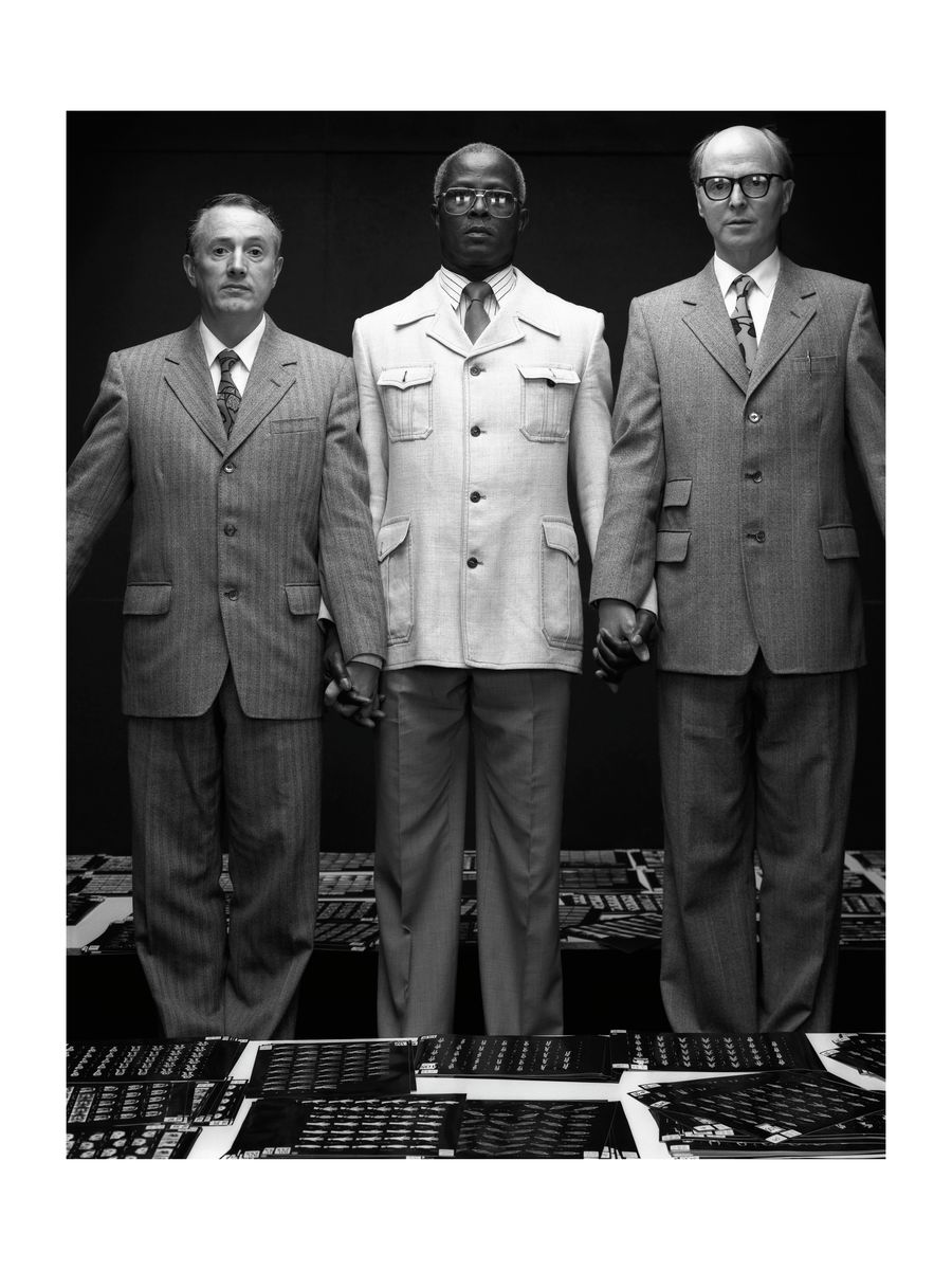 Gilbert & George & Stainton