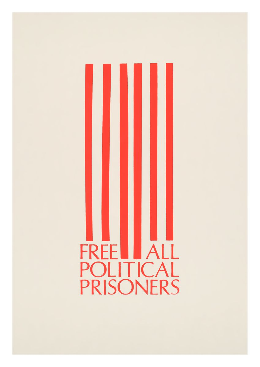 Free All Political Prisoners, 1971
