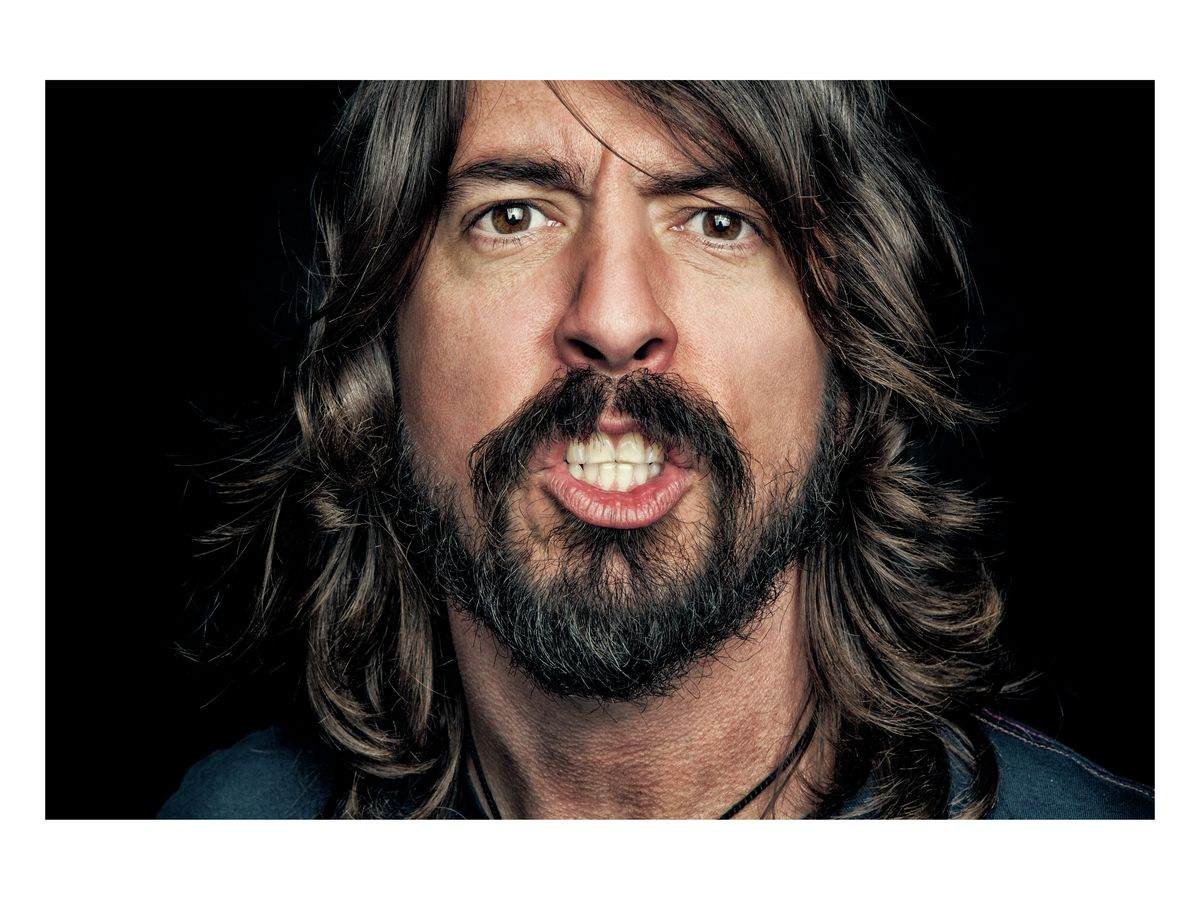 Dave Grohl, Foo Fighter