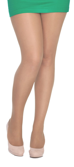 20 Denier Sheer Pantyhose XL/XXL Extra Long