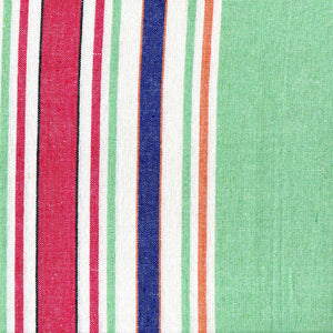 Green and Pink Stripe