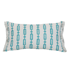Minikari in Turquoise with Trim