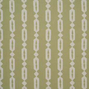 minikari stripe in celadon reverse by haveli design